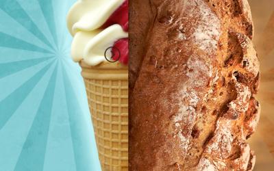 Nově otevřeno – pekařství a zmrzlina HAK